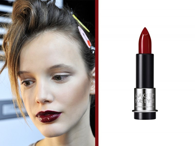 rossetto rosso ai 16 17 make up for ever
