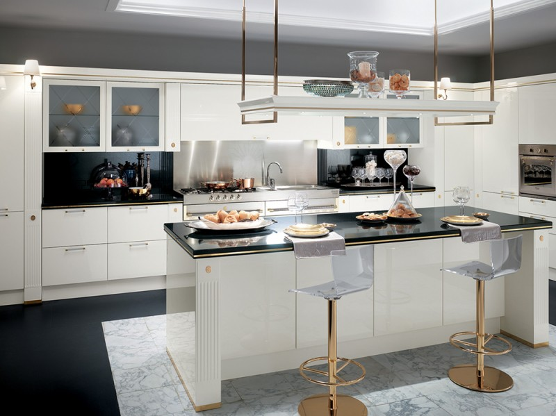 Cucine In Muratura Scavolini. Simple Outlet With Cucine In ...