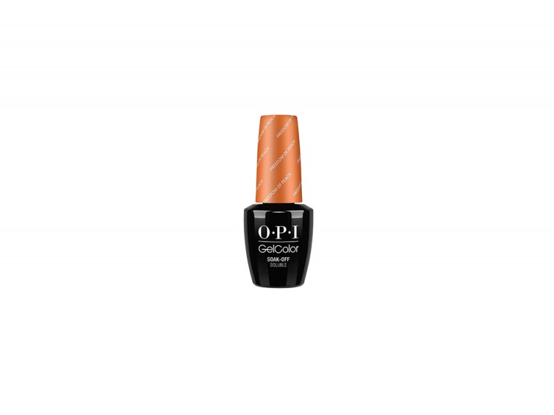 smalti-semipermanenti-lautunno-2016-OPI-Gel-Color-Freedom-of-Peach