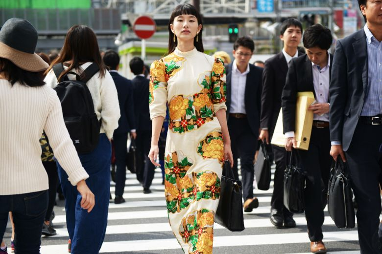 Tokyo Fashion Week 2016: lo street style