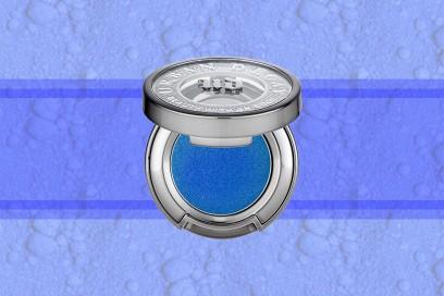 trucco blu elettrico ombretto urban decay
