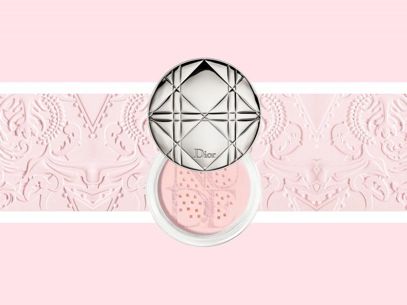 trucco rosa cipria dior