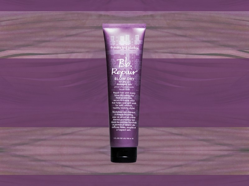 trucco viola bumbe and bumble