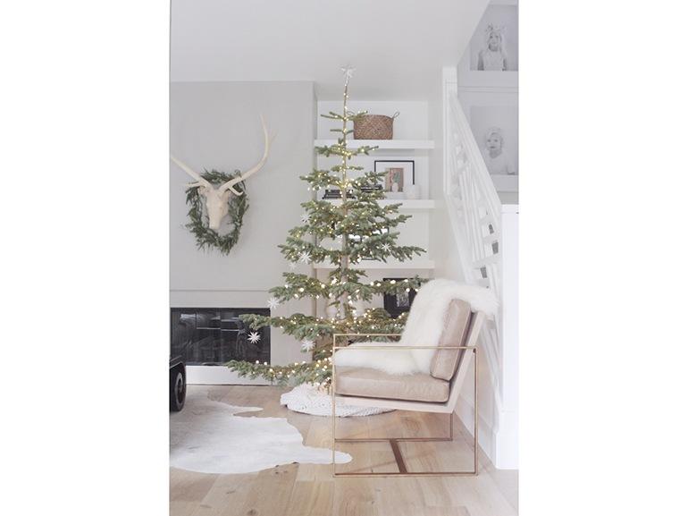Natale minimal chic 20 modi per decorare senza farsi prendere troppo la mano - Come decorare la casa per natale ...