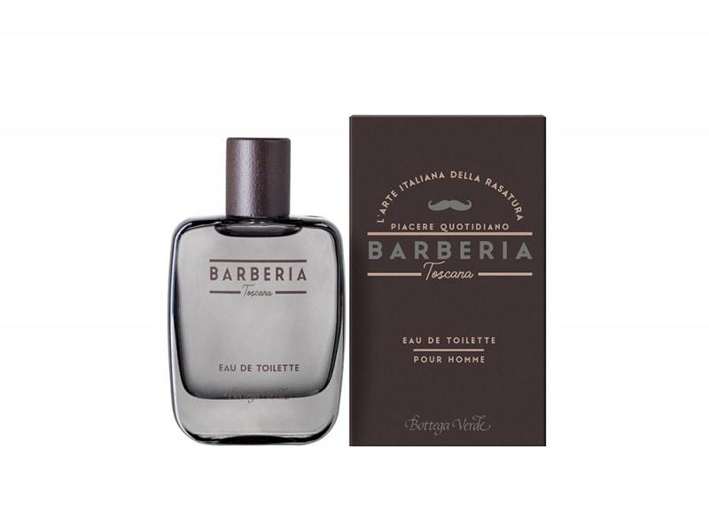 Bottega Verde_Barberia Toscana – EDT