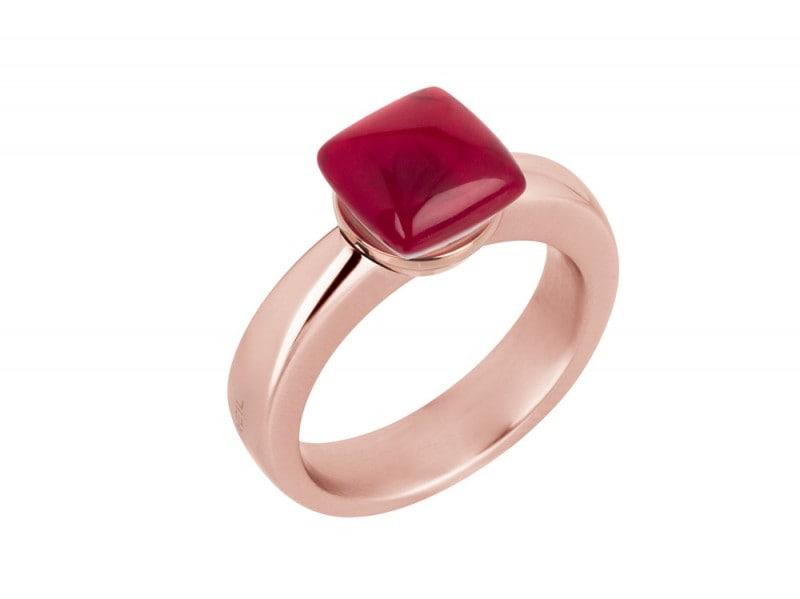 Breil-Stones-anello-pietra-rossa