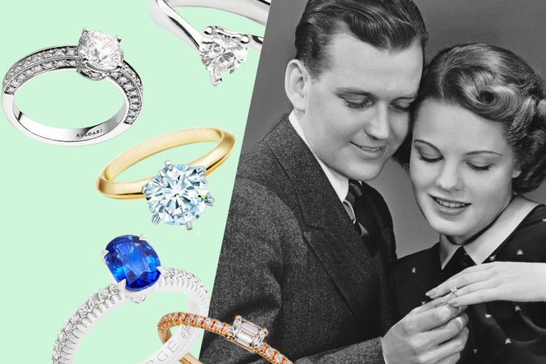 Anelli di fidanzamento: i modelli più belli
