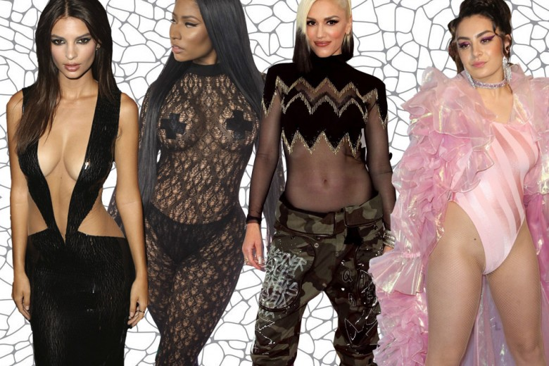 La classifica dei 20 look più bizzarri del 2016