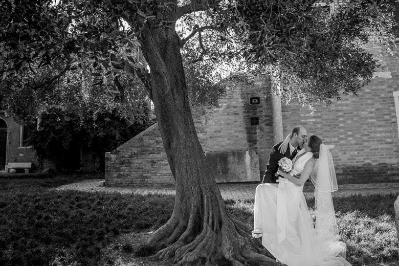 Silvia e Vincenzo: matrimonio a Venezia