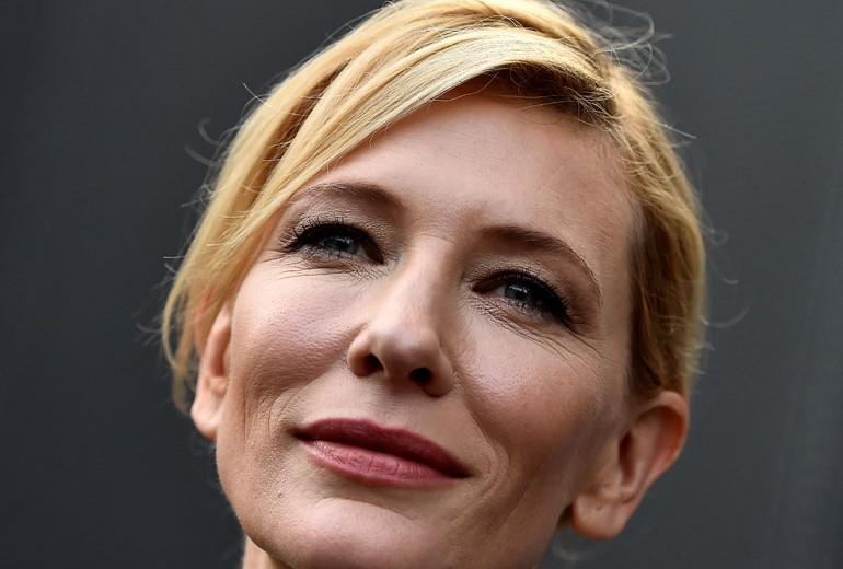 Cate Blanchett: E pensare che volevo solo un lavoro
