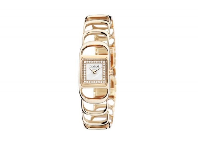 DAMIANI-orologio-oro-rosa