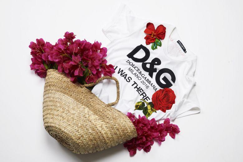 Dolce & Gabbana: le t-shirt ispirate a Napoli e alla sua creatività