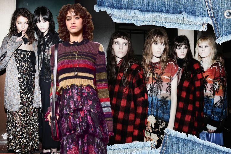 Grunge: torna la tendenza per l'inverno 2016