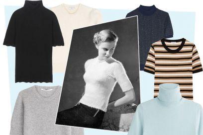 T-shirt in lana: il capo vintage per l'inverno 2016