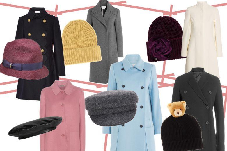 Come abbinare cappotti e cappelli