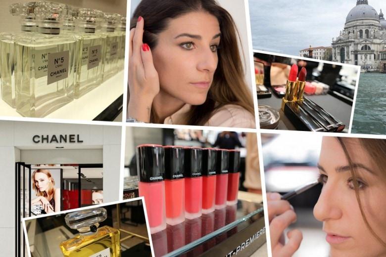 Chanel, Venezia e la nostra IT blogger Alessandra Airò: un appuntamento con la bellezza