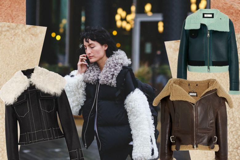 Giacche in shearling: i modelli da scegliere per l'Autunno-Inverno 2016
