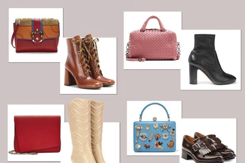 Come abbinare borse e scarpe