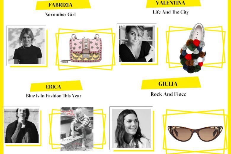 Natale 2016: la wishlist delle it-bloggers di Grazia.it