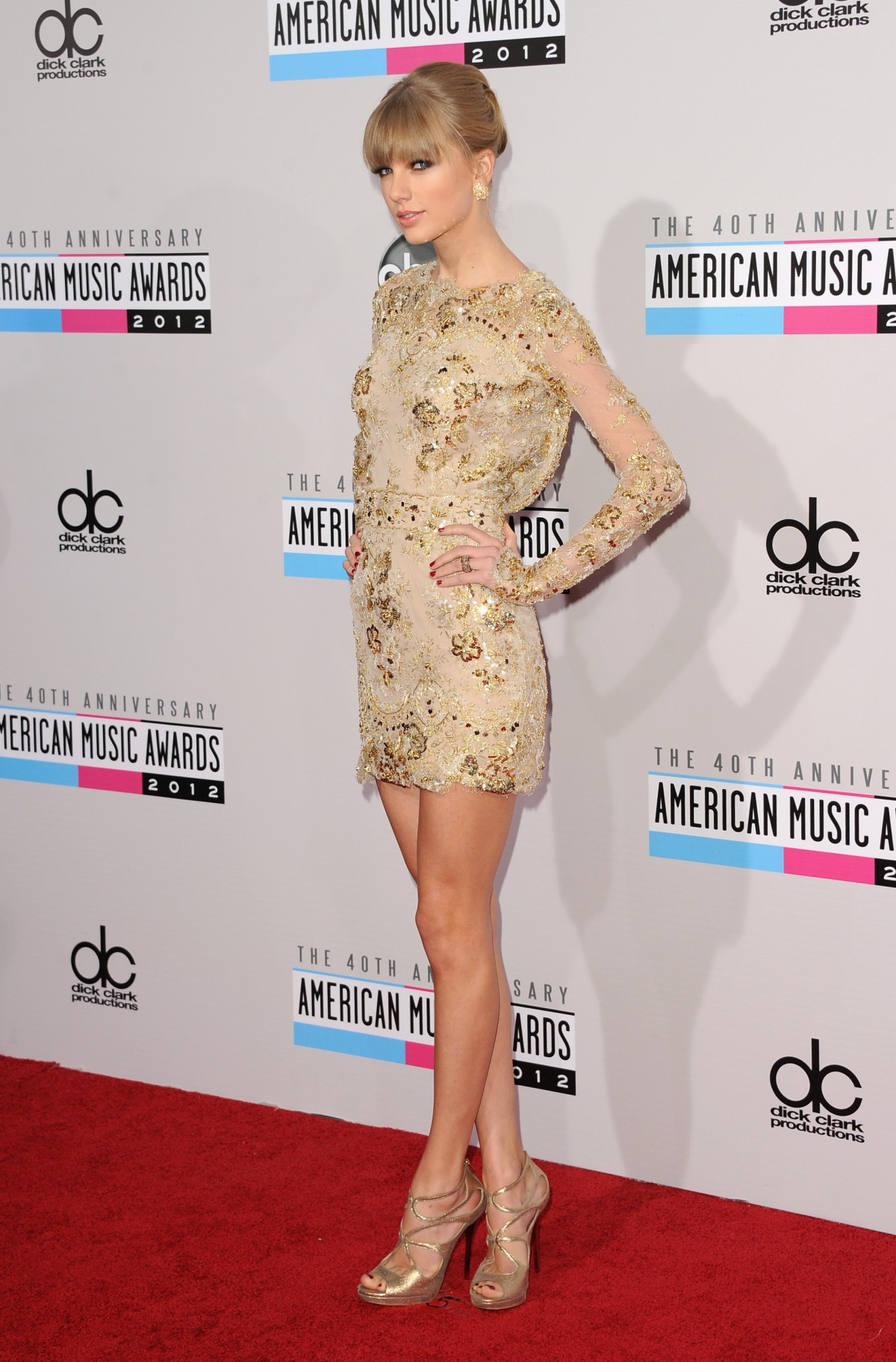 The 40th American Music Awards – Arrivals