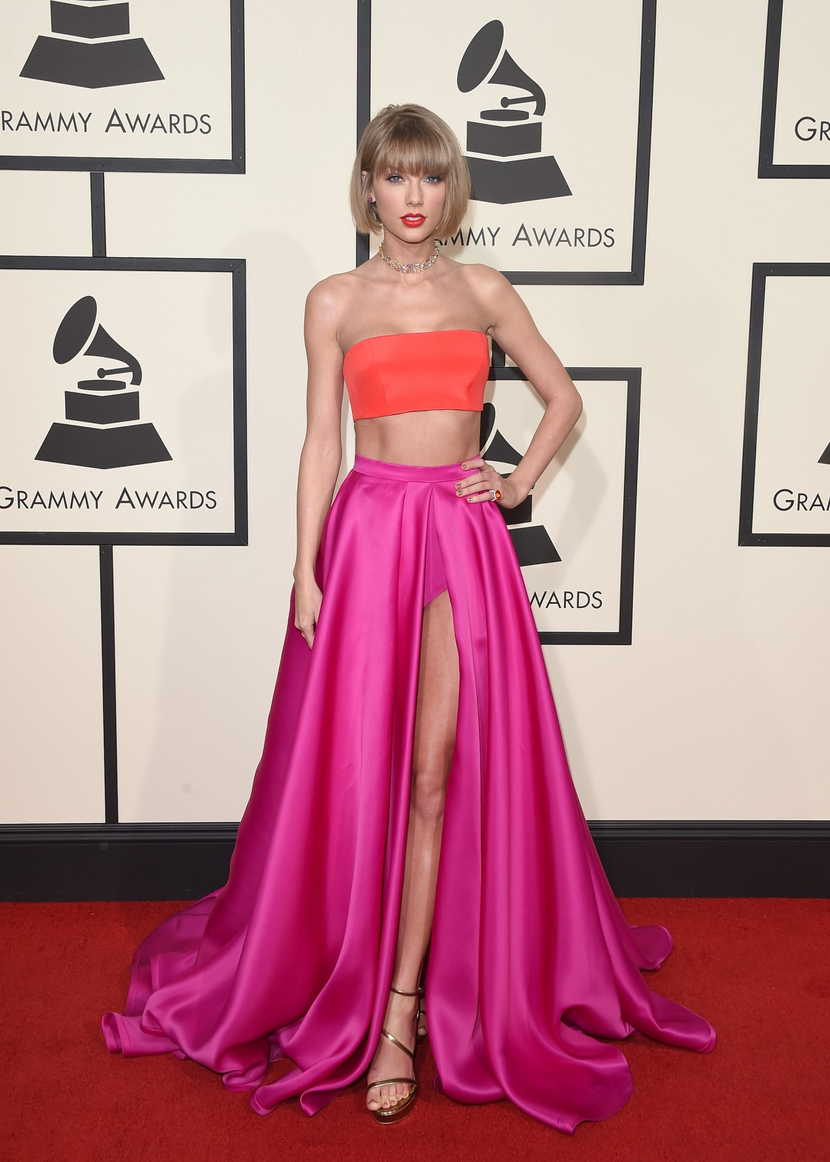 The 58th GRAMMY Awards – Arrivals