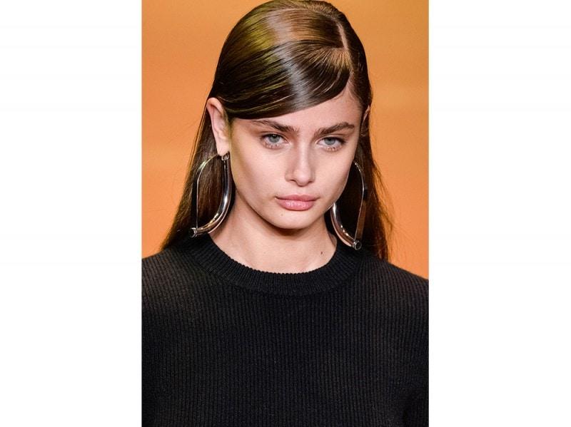 capelli riga laterale