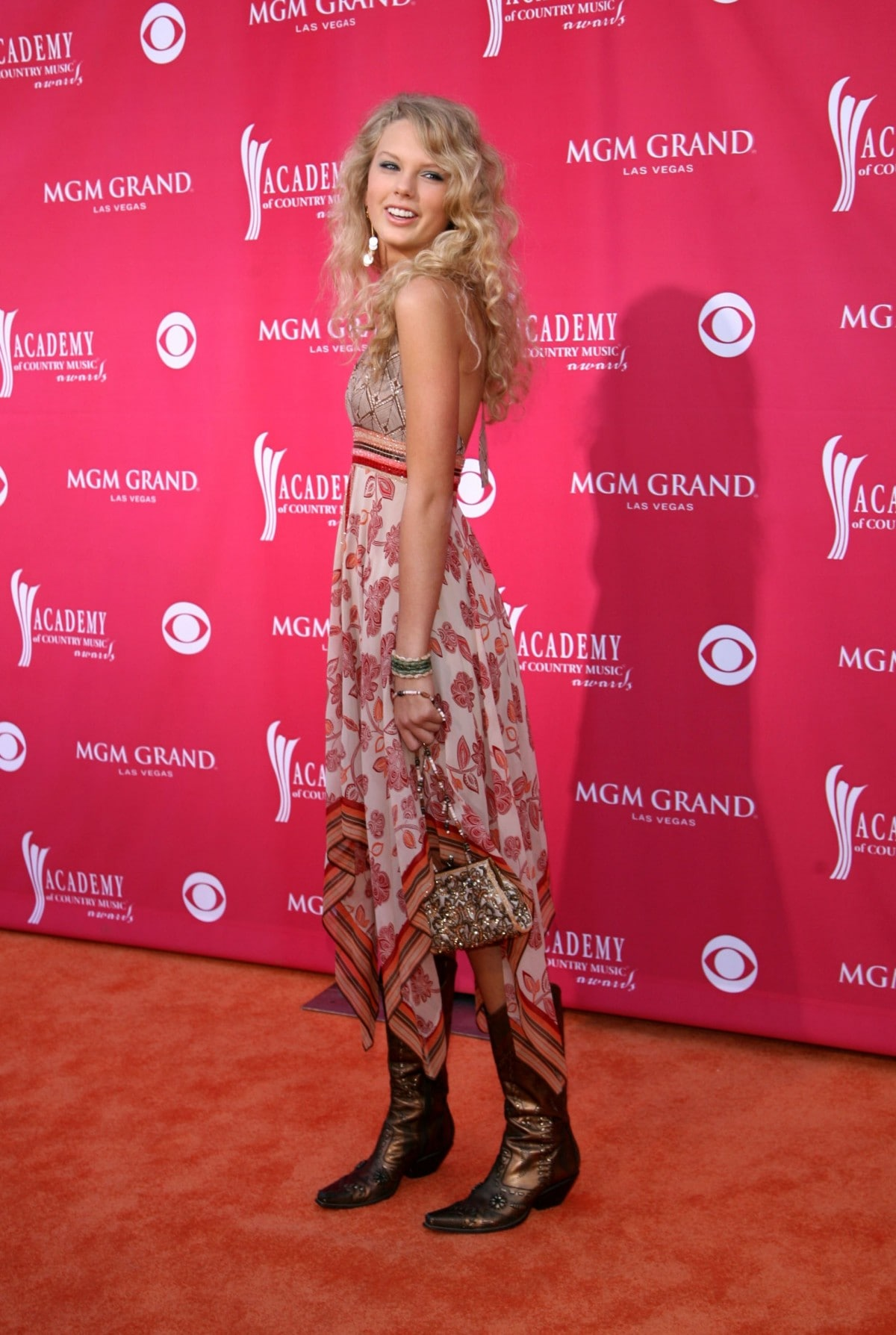 41st Annual Academy Of Country Music Awards – Arrivals