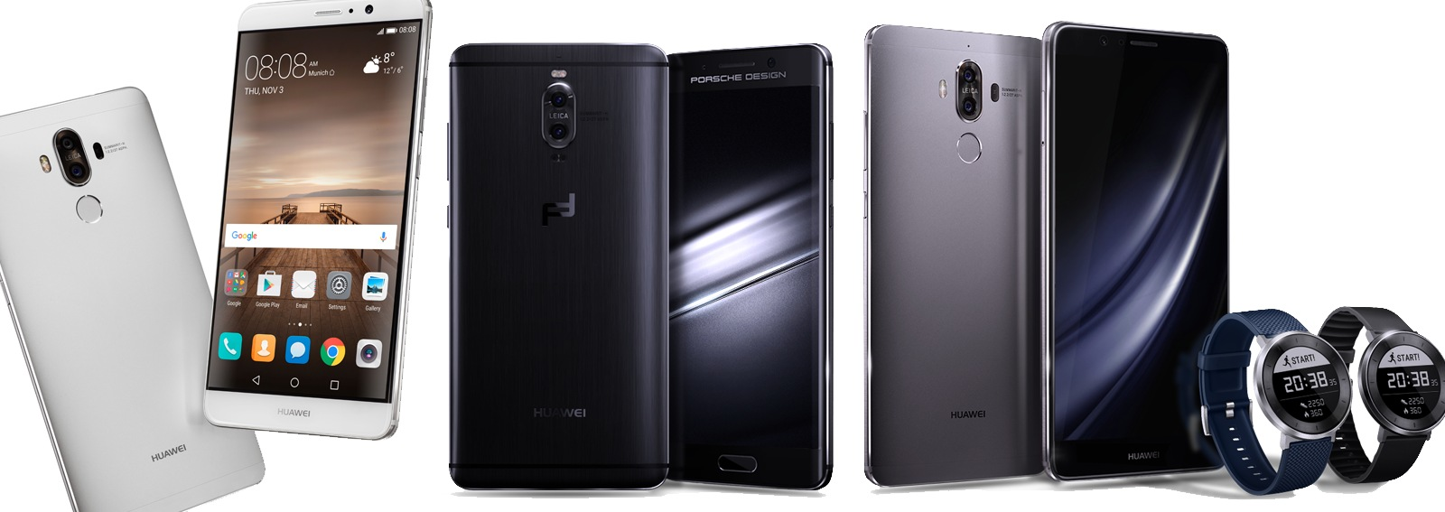 Huawei Mate 9 - Desktop