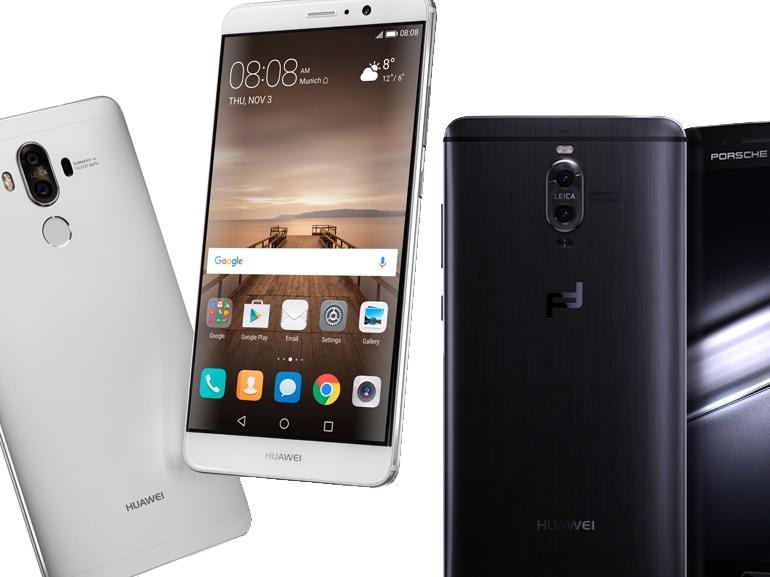 Huawei Mate 9 - Mobile