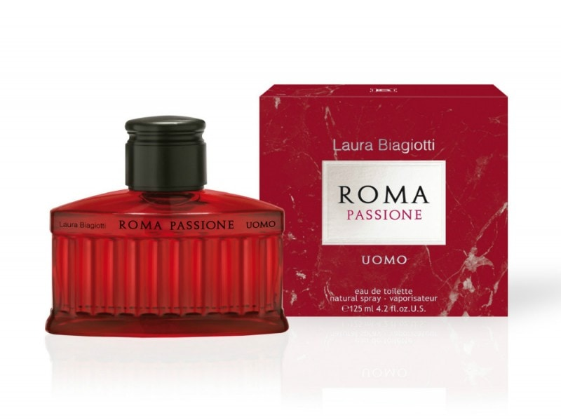 LB Roma Passione Uomo EDT 125ML + Packaging