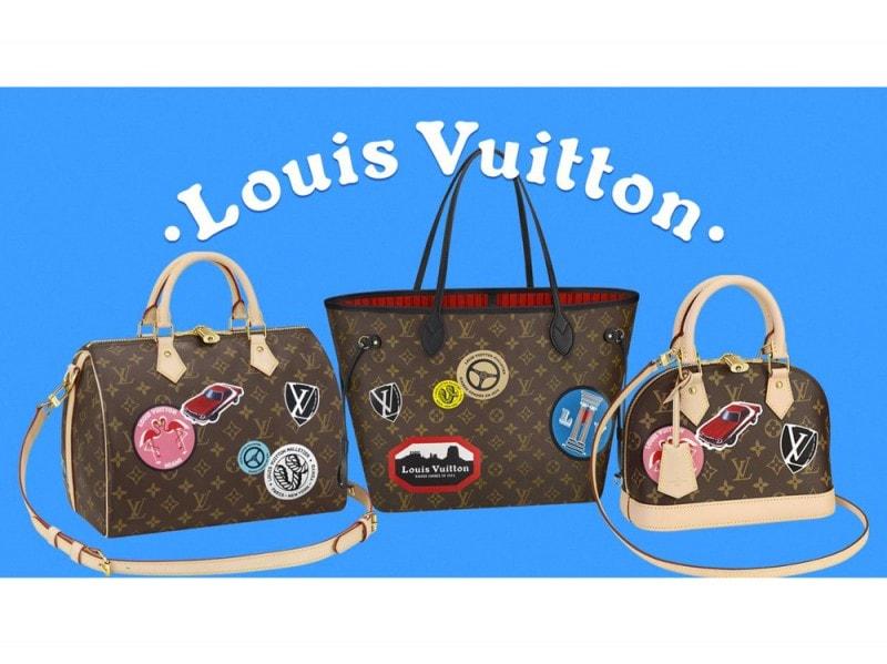 Louis-Vuitton-Christmas-Monogram-World-Tour