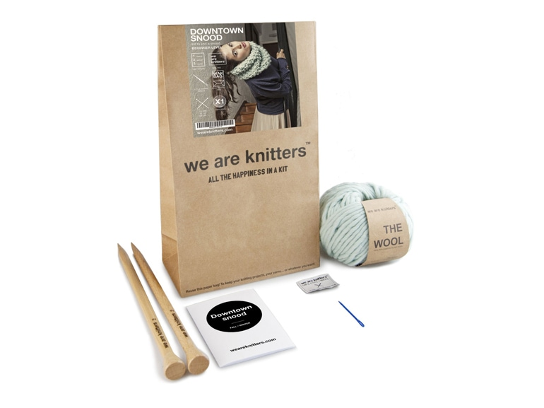 WE ARE KNITTERS kit