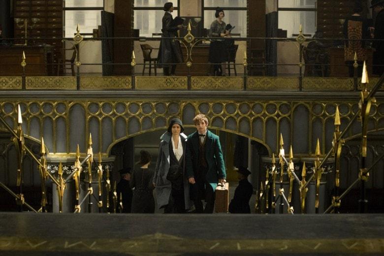 Animali fantastici e dove trovarli: i costumi dei protagonisti del magico mondo di J.K. Rowling