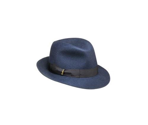 borsalino cappello blu