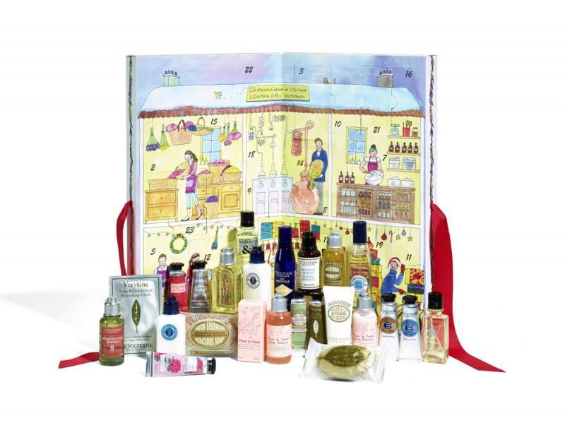 calendario-dell'avvento-beauty-occitane