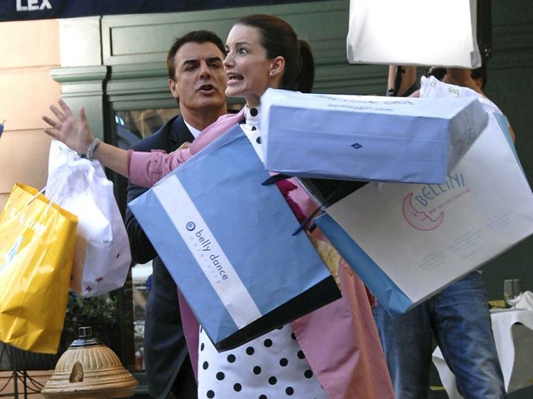 charlotte scena shopping
