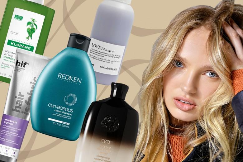 Scegliere lo shampoo giusto a seconda del tipo di capelli