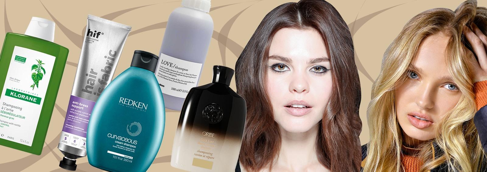 come scegliere lo shampoo giusto a seconda del tipo di capelli