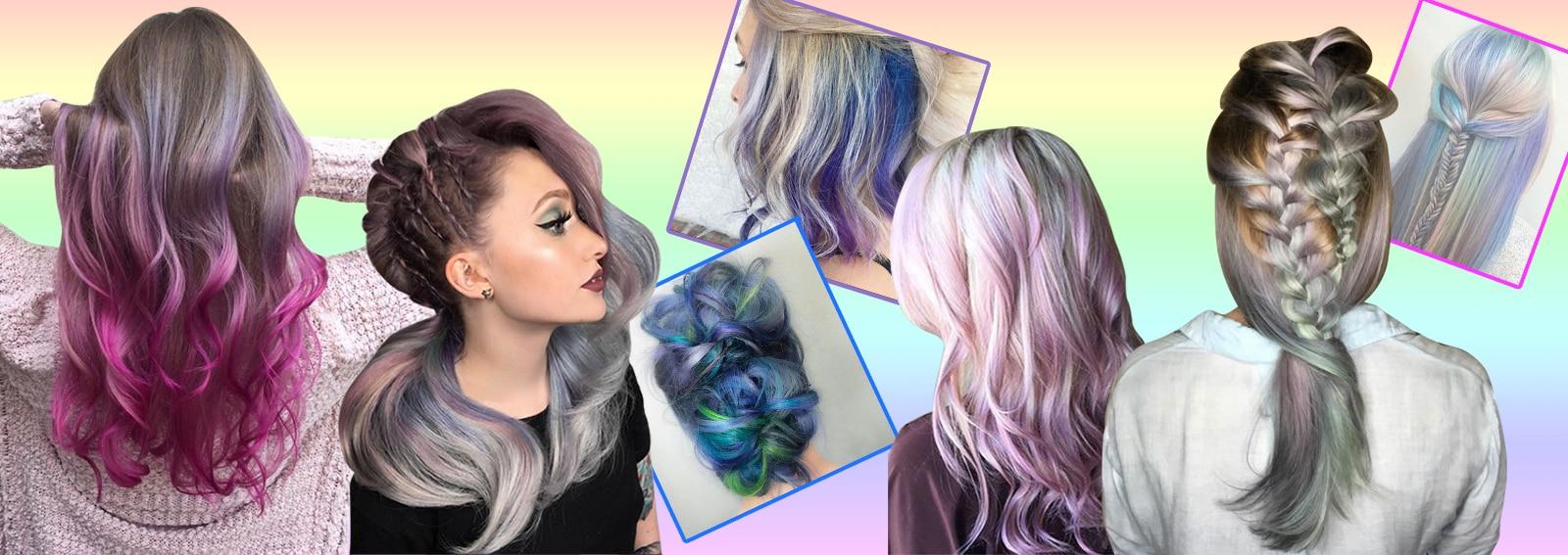 mermicorn hair la tendenza da instagram
