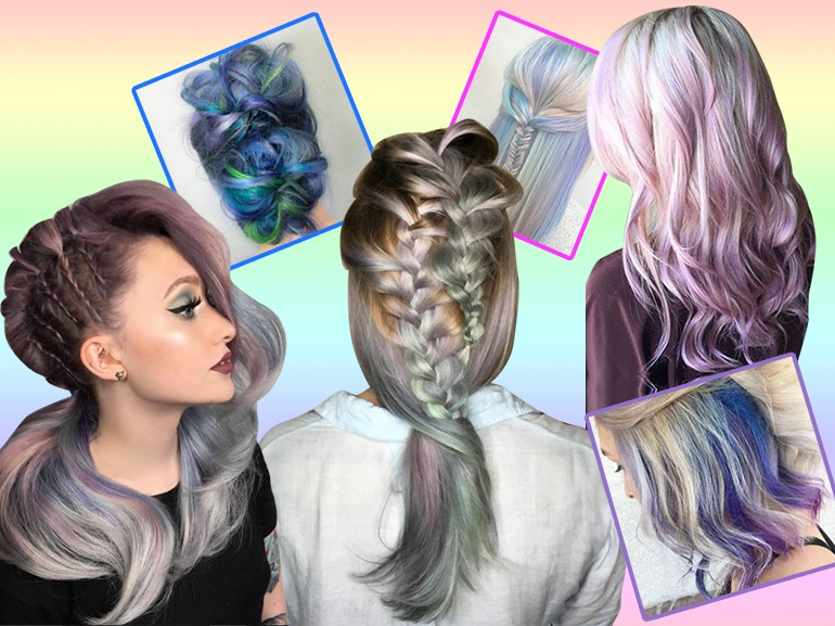 mermicorn hair la tendenza da instagram