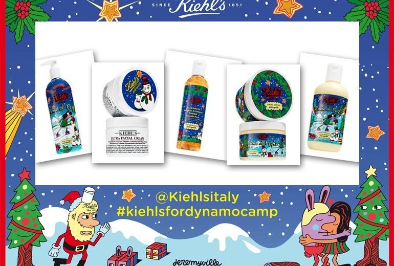 Regali di Natale limited edition: un appuntamento imperdibile con Grazia e Kiehl's!