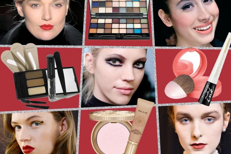 Beauty look di Natale: i consigli per un make up luminoso