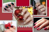 Nail art natalizie: le manicure più glam per le feste