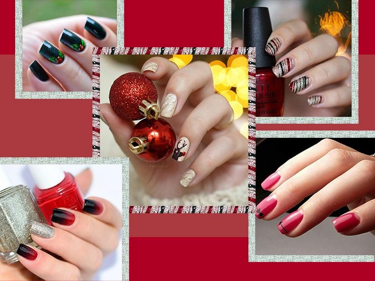 cover-Nail art natalizia la manicure più glam per le feste-mobile