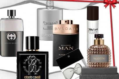 Regali di Natale uomo: i migliori profumi