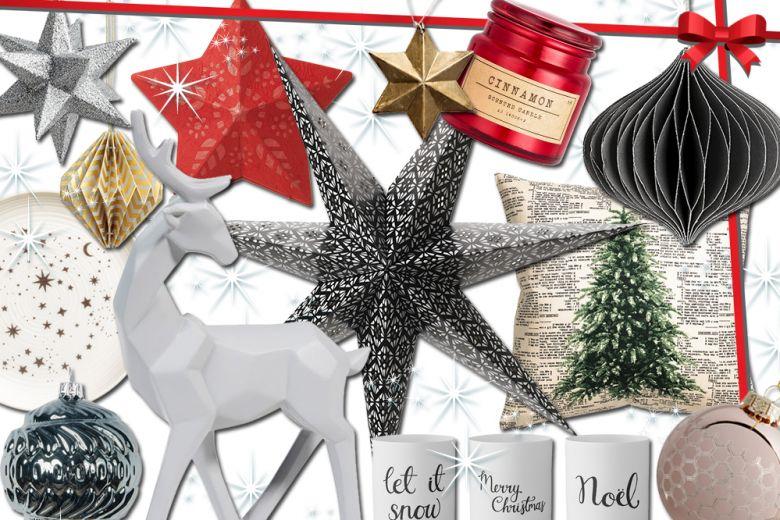 Gli addobbi natalizi di design più belli