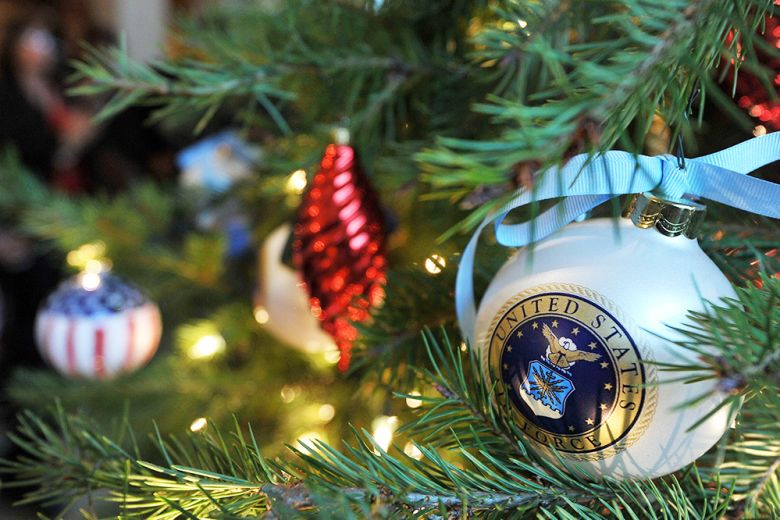 Gli alberi di Natale più belli della Casa Bianca