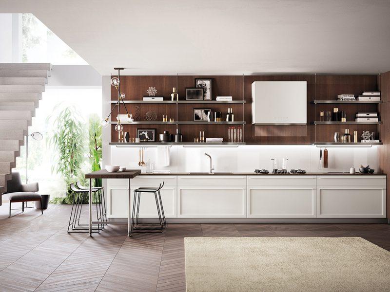 Cucine ad angolo moderne scavolini