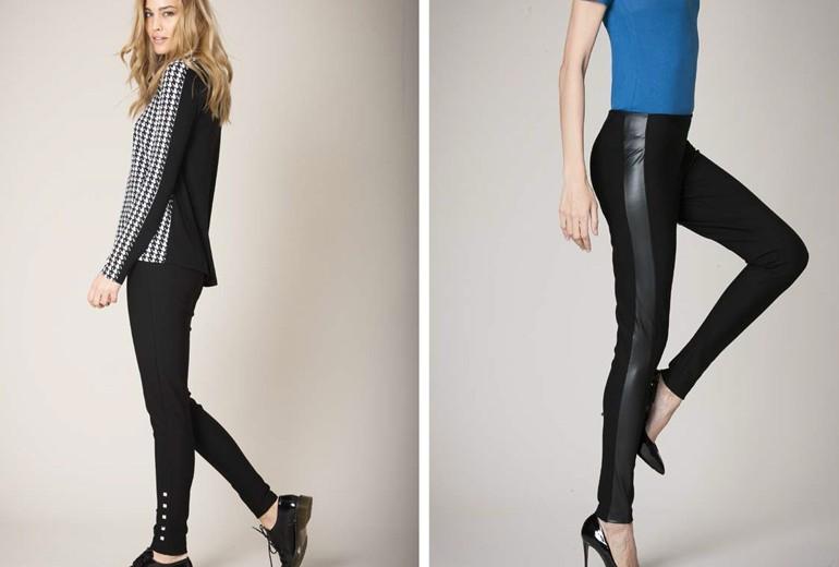 Ragno: la linea di pantaloni modellanti per l'autunno