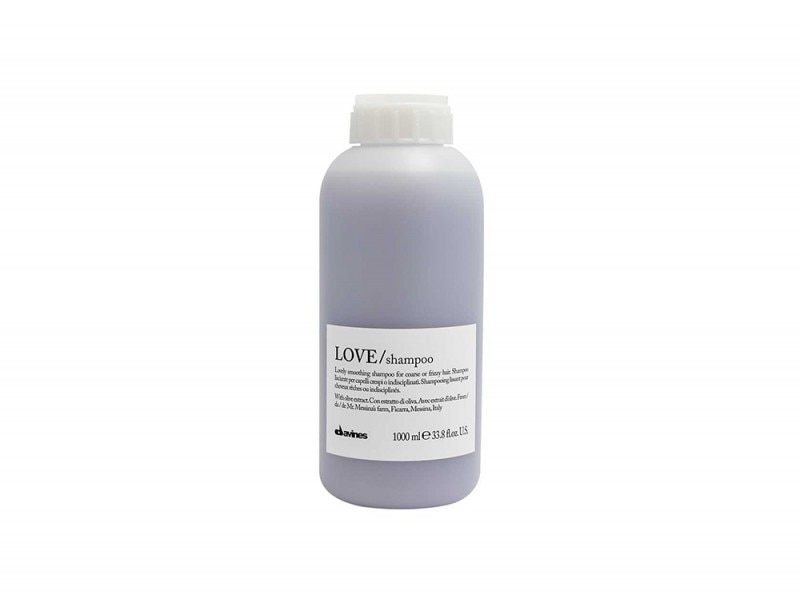 davines love shampoo capelli crespi